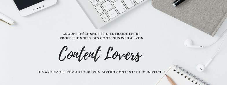 content lovers visuel