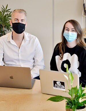 #BehindTheBlend – Julie Girardot et Bertrand Cochet du comité éditorial design
