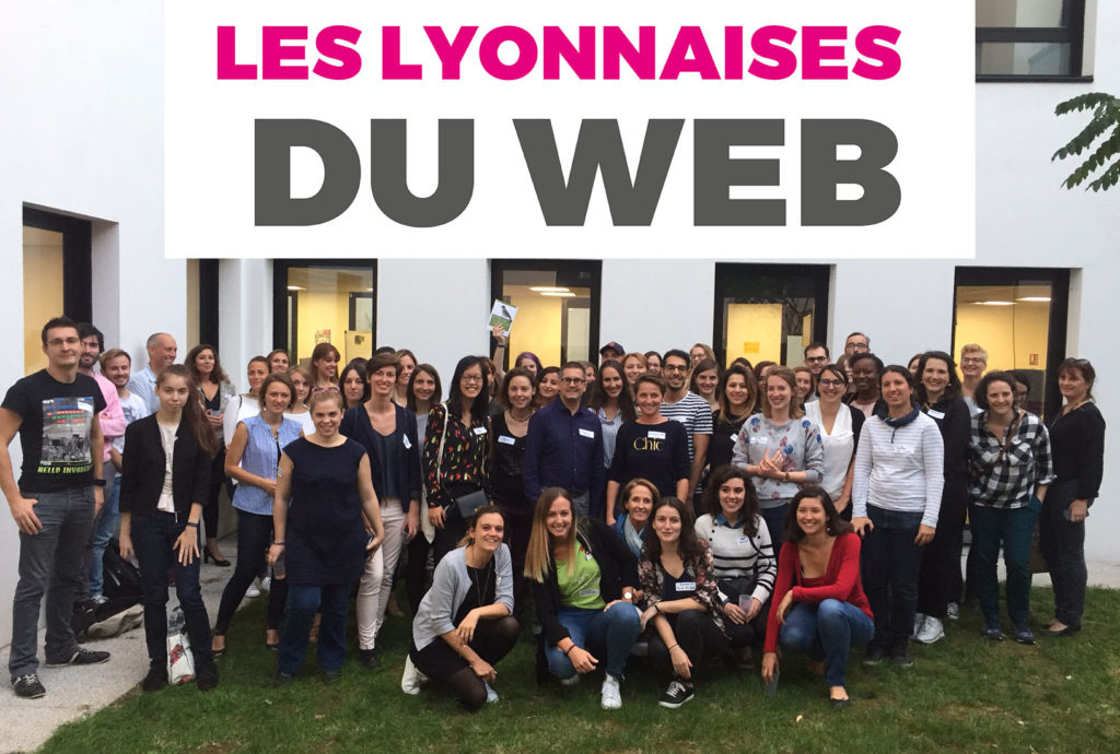 "Le Come Back des ""Lyonnaises Du Web"" à Blend !"