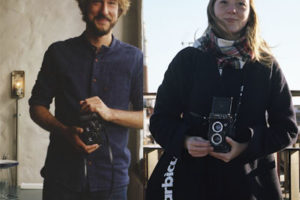 Thomas Parisot & Noémie Girard