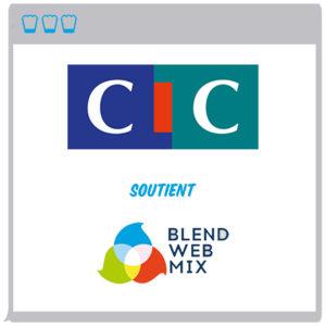 6 ans que CIC est partenaire de BlendWebMix !
