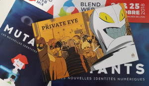 Mutants, avatars et Comics à BlendWebMix