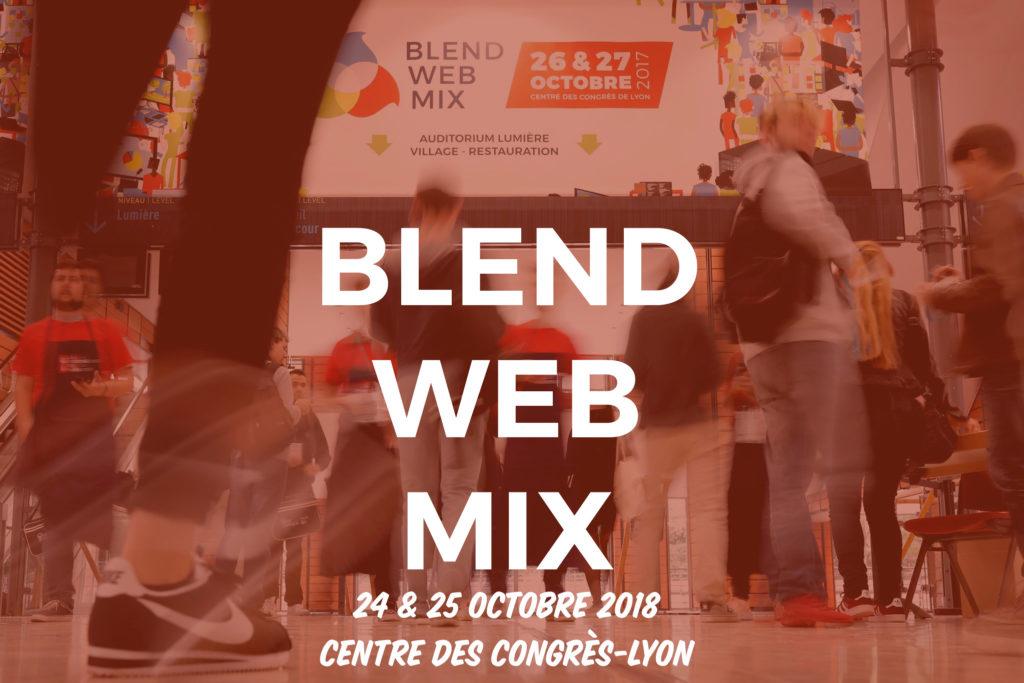 BlendWebMix, c'est vous, c'est nous… C'est tout !