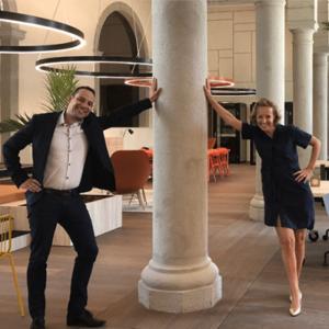 Marion Delattaignant & Julien Démocrate